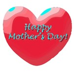 Red Heart for Mom