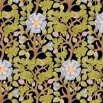 Vintage Art Deco Floral Pattern