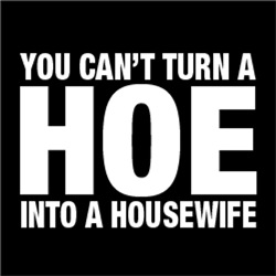 You Can't Turn A HOE Into A Housewife