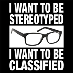 WANNA BE STEREOTYPED milo CLASSIFIED