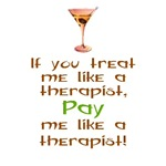 Bartender/Therapist
