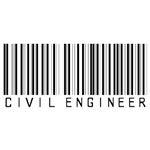 Civil Engineer Bar Code