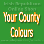 The 32 counties. Check out your County Colours!