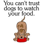 Dogs & Food