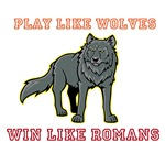 Play Like Wolves, Win Like Romans