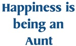 <strong>Aunt</strong> : Happiness