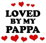Loved: <strong>Pap</strong>pa
