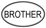 Oval: Brother