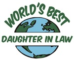 World's Best <strong>Daughter</strong> <strong>In</strong> <strong>Law</strong>