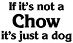 <strong>Chow</strong>: If it's not