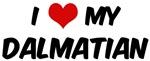 I Love: <strong>Dalmatian</strong>