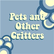 PETS & OTHER CRITTERS