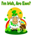 I'm Irish Are Ewe?