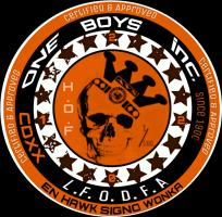 ONE BOYS INC. CERTIFIED AND APPROVED Barbarian