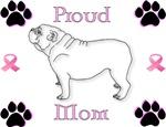 Proud Mom Ribbon