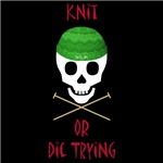 Knit or Die Trying