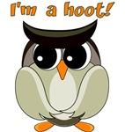 I'm a hoot!