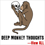 Deep Monkey Thoughts