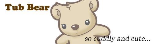 Tub Bear