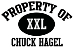 Property of Chuck Hagel