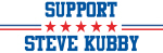 Support STEVE KUBBY