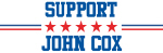 Support JOHN COX