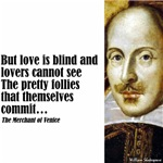 But Love Is Blind