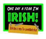 One Day A Year I'm Irish