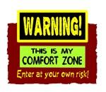 Enter My Comfort Zone
