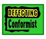 Defecting Conformist