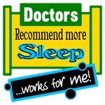More Sleep