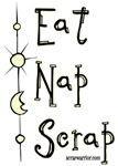 Eat Nap Scrap