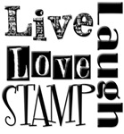 Live Love STAMP