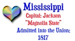 Mississippi: The Magnolia State
