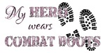 My Hero Wears Combat Boots