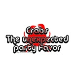 Crabs The Unexpected Party Favor