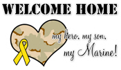 Welcome Home Son (Marines)