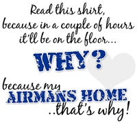 Read This Shirt - Air Force
