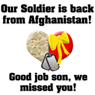 Back From Afghanistan