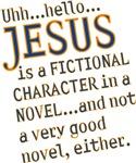 JESUS is FICTIONAL