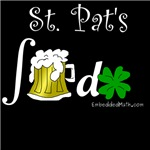 St. Pat's Beer Integral