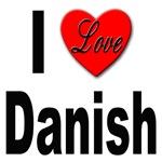 I Love Danish