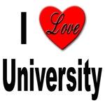 I Love University