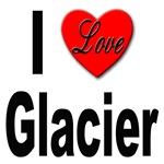 I Love Glacier