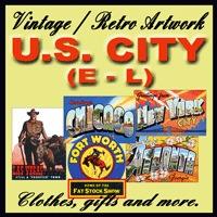 U.S. City Vintage Store (E - L)