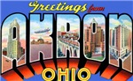 Akron Ohio Greetings