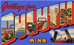 Duluth Minnesota Greetings