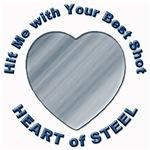 Anti-Valentine Heart of Steel