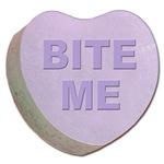 Bite Me Valentine Heart