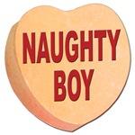 Naughty Boy Valentine Heart